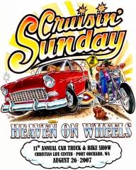 2007 Heaven on Wheels