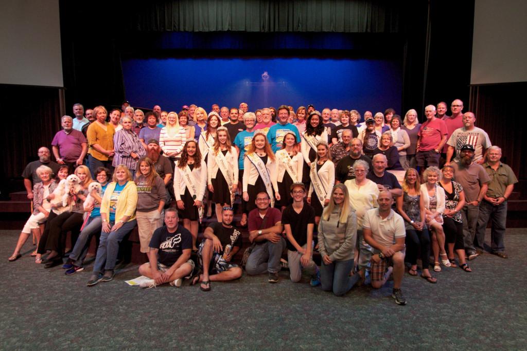 2015 Volunteers